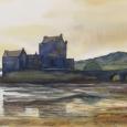 © Elizabeth Burin, Elean Donan Castle