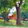 © Elizabeth Burin, Cadwalader's Barn
