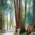 © Elizabeth Burin, Japanese Cemetery