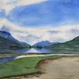 © Elizabeth Burin, Loch Leven I