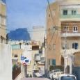 © Elizabeth Burin, Haifa Old and New
