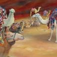 © Elizabeth Burin, Bedouin Taxis