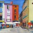© Elizabeth Burin, Midday in Collioure